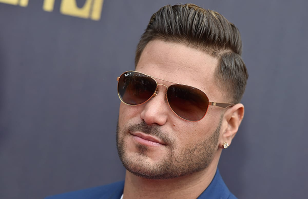 Jersey Shore Star Ronnie Ortiz Magro Reportedly Dragged