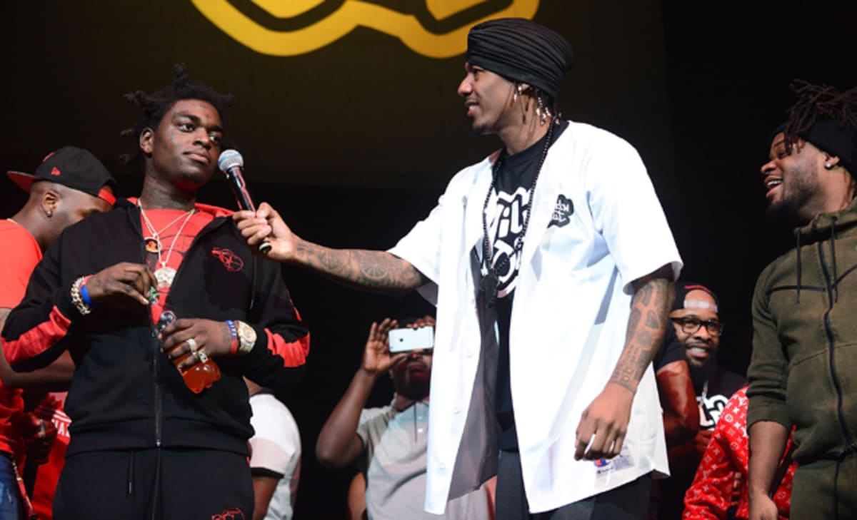 Lebron James 2017 >> Kodak Black Reveals Why He Walked Out on 'Wild 'N Out Live' Performance | Complex