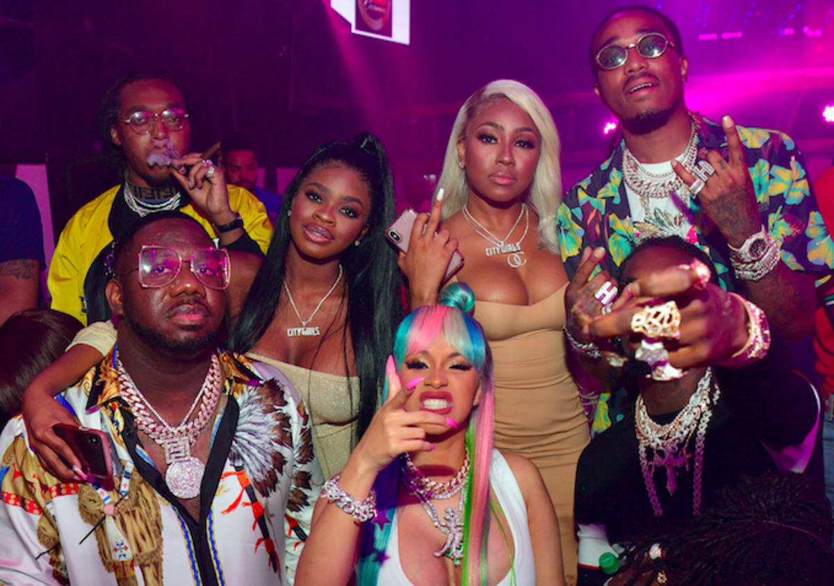 Cardi B Reportedly Pursuing Legal Action Against Hackers: Cardi B On Quality Control Lawsuit Report: 'Who Come Up