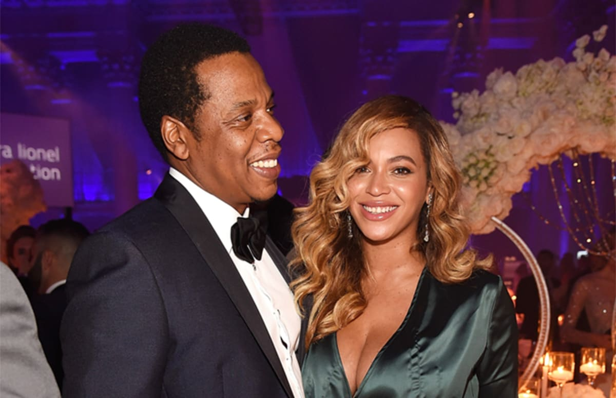 Beyoncé and Jay-Z Are Filming Something in Jamaica