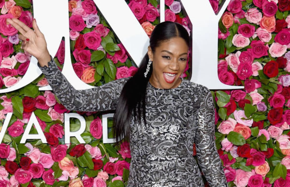 Tiffany Haddish Says Sanaa Lathan's Parents Got Upset Over #WhoBitBey
