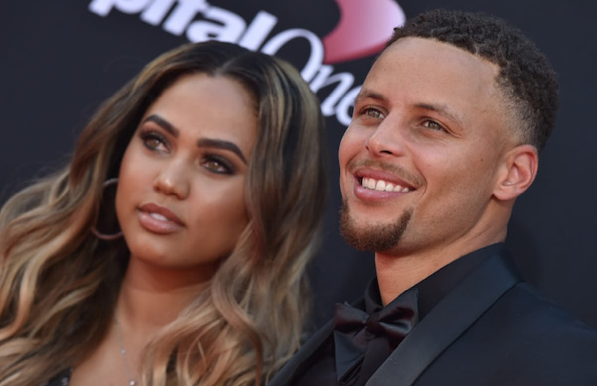 steph and ayesha curry announce the birth of their son