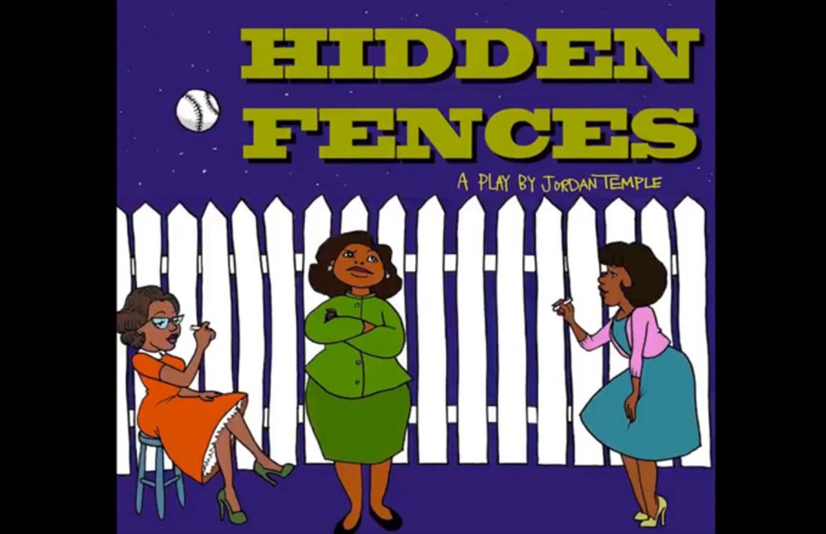 jenna bush hager u0027s u0027hidden fences u0027 flub is now a real stage play