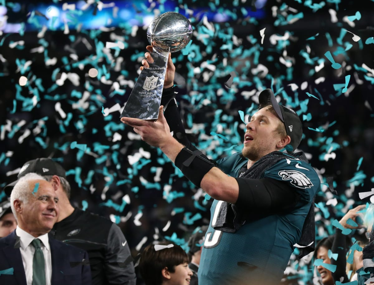 This Inspirational Nick Foles Quote Might Be the Best Thing to Come Out of  the Super Bowl  4354db607