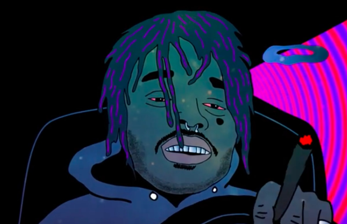 Watch Lil Uzi Vert's Animated Video for