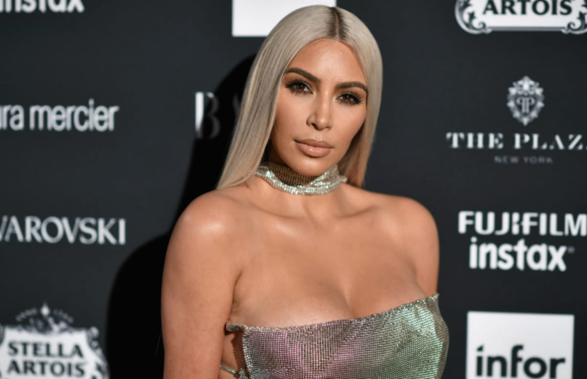 Kim Kardashian West Is Sorry For Dressing Up Like Aaliyah: 'We Don't See Color In My Home'