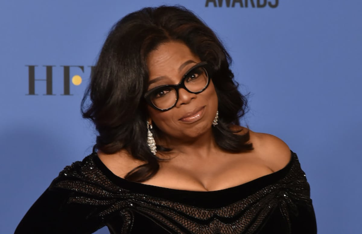 These Meme Accounts Are Already Selling 'Oprah 2020' Merch