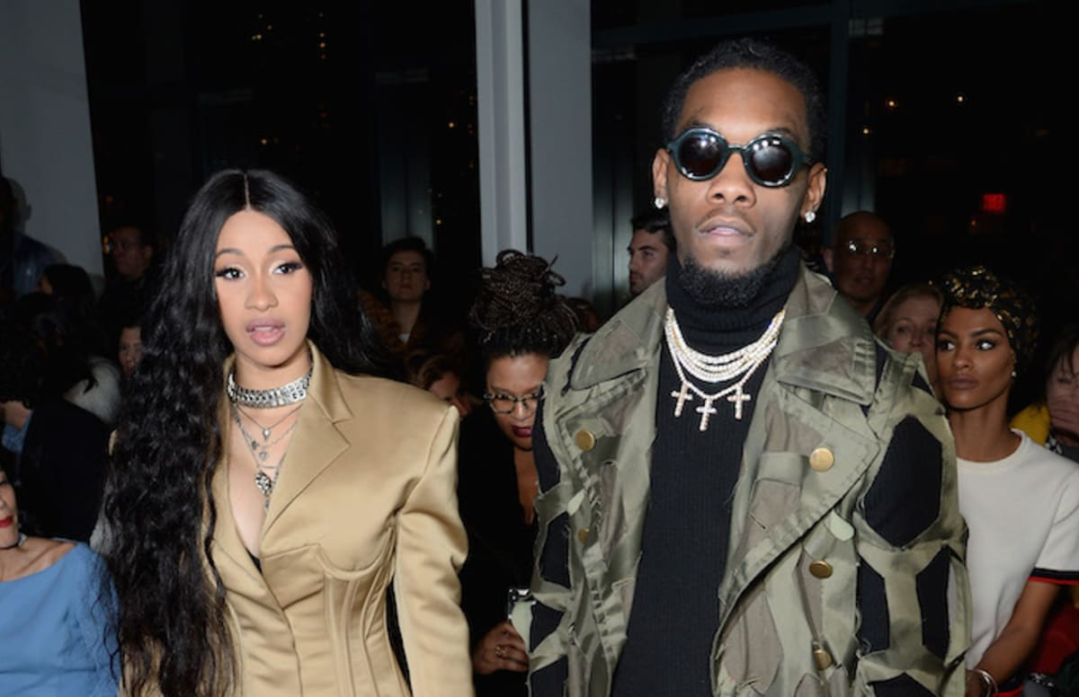 Offset Asks for Cardi B's Forgiveness: 'I Apologize for Breaking Your Heart'