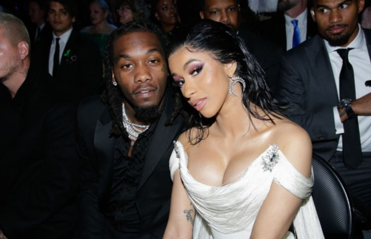 1024bbe1ac78 Offset and Cardi B s