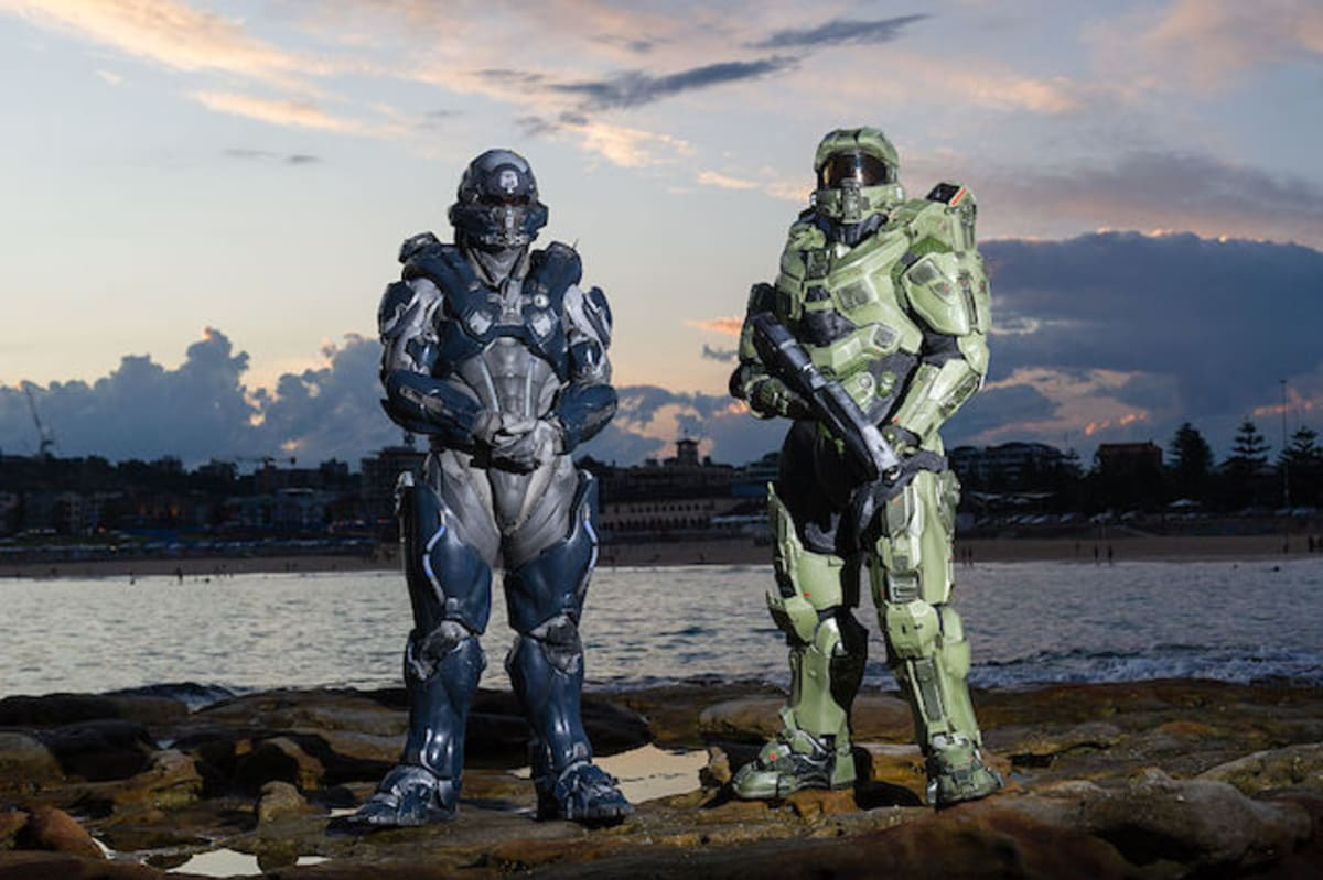 Master Chief Will Be a Main Character in Showtime's 'Halo' Series