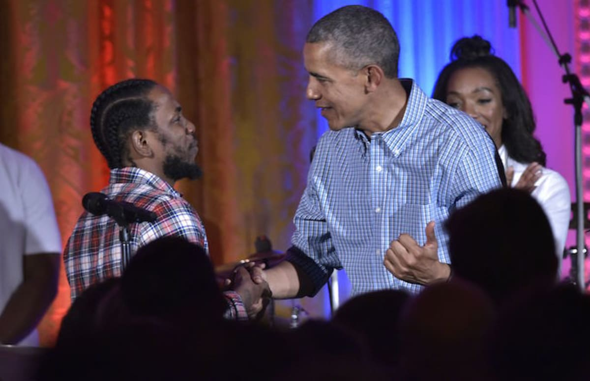 Barack Obama Included Jay Z, Sza and Kendrick Lamar on his 2017 ...