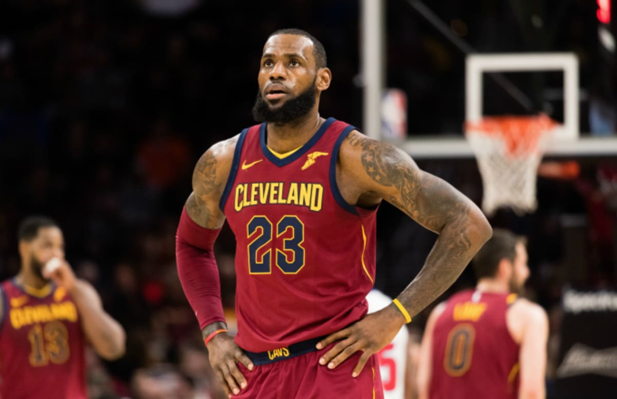 LeBron James Addresses  Nonsense  Rumors Linking Him to Warriors ... 9cdfdc502