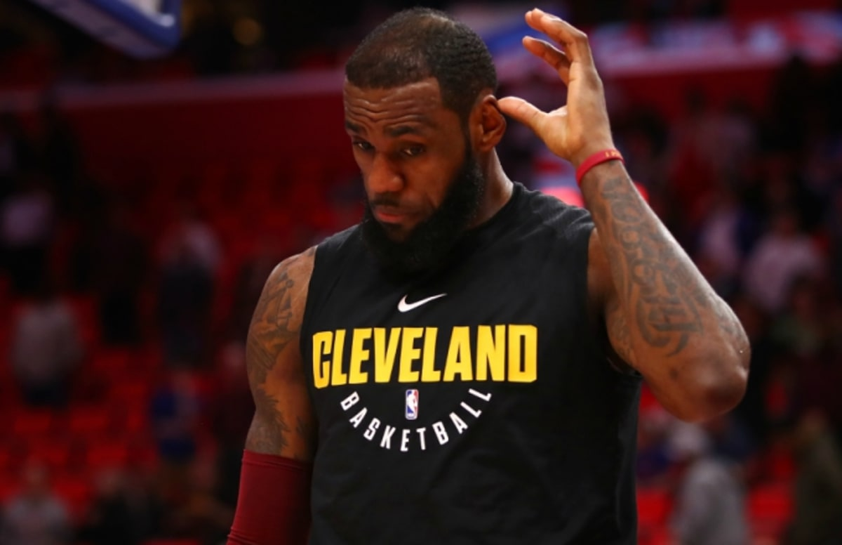 LeBron James Leaves Cryptic Instagram Post About 'Lazy' People After Cavaliers Loss | Complex