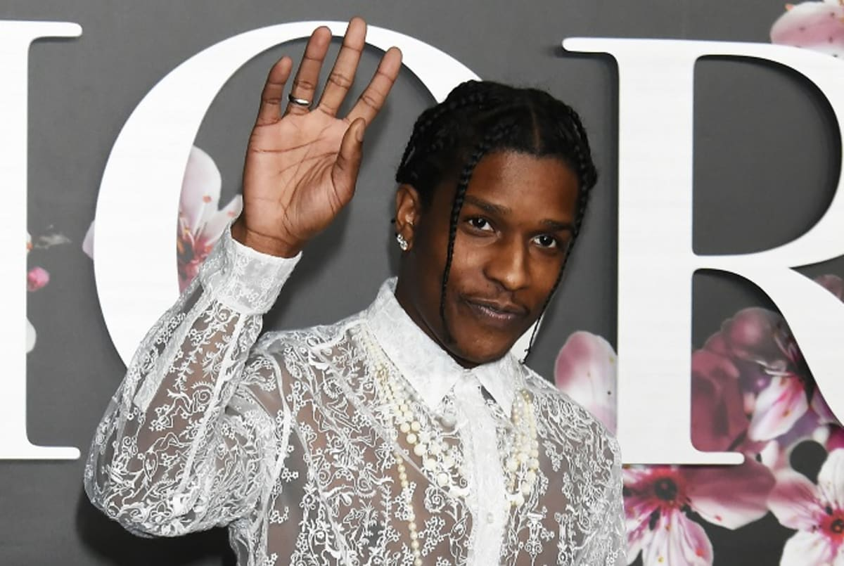 ASAP Rocky: 'Is Janelle Monáe Single?'