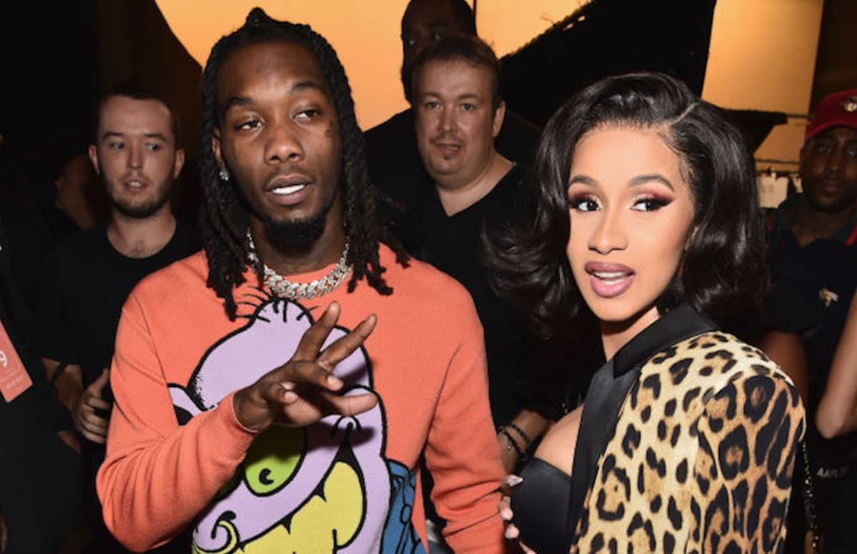 Offset Scared Cardi B Trying To Surprise Her With A New