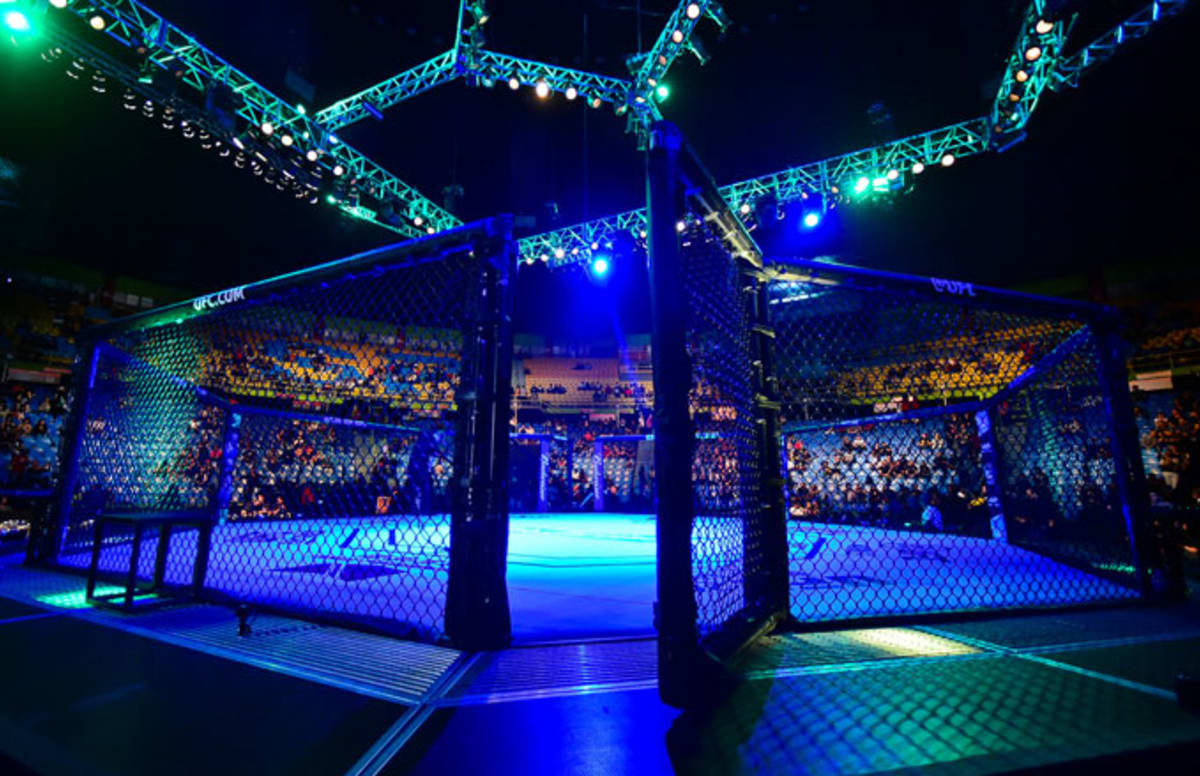 Texas Auto Center >> MMA Fighter Claims He 'Died' Twice in the Octagon Before ...