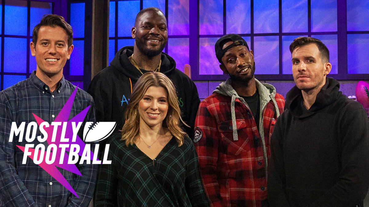 Watch Episode 20 of 'Mostly Football' With Martellus Bennett