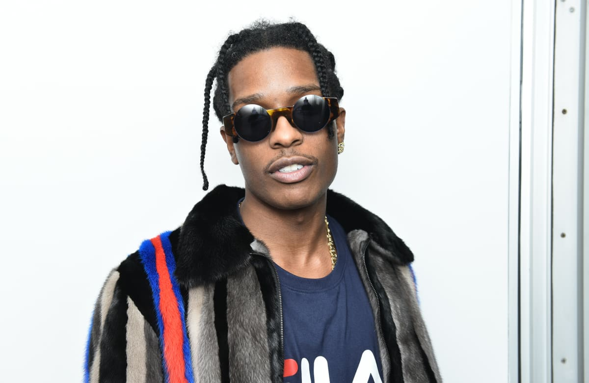 Asap Rocky S Biggest Challenge Making Under Armour Cool Complex