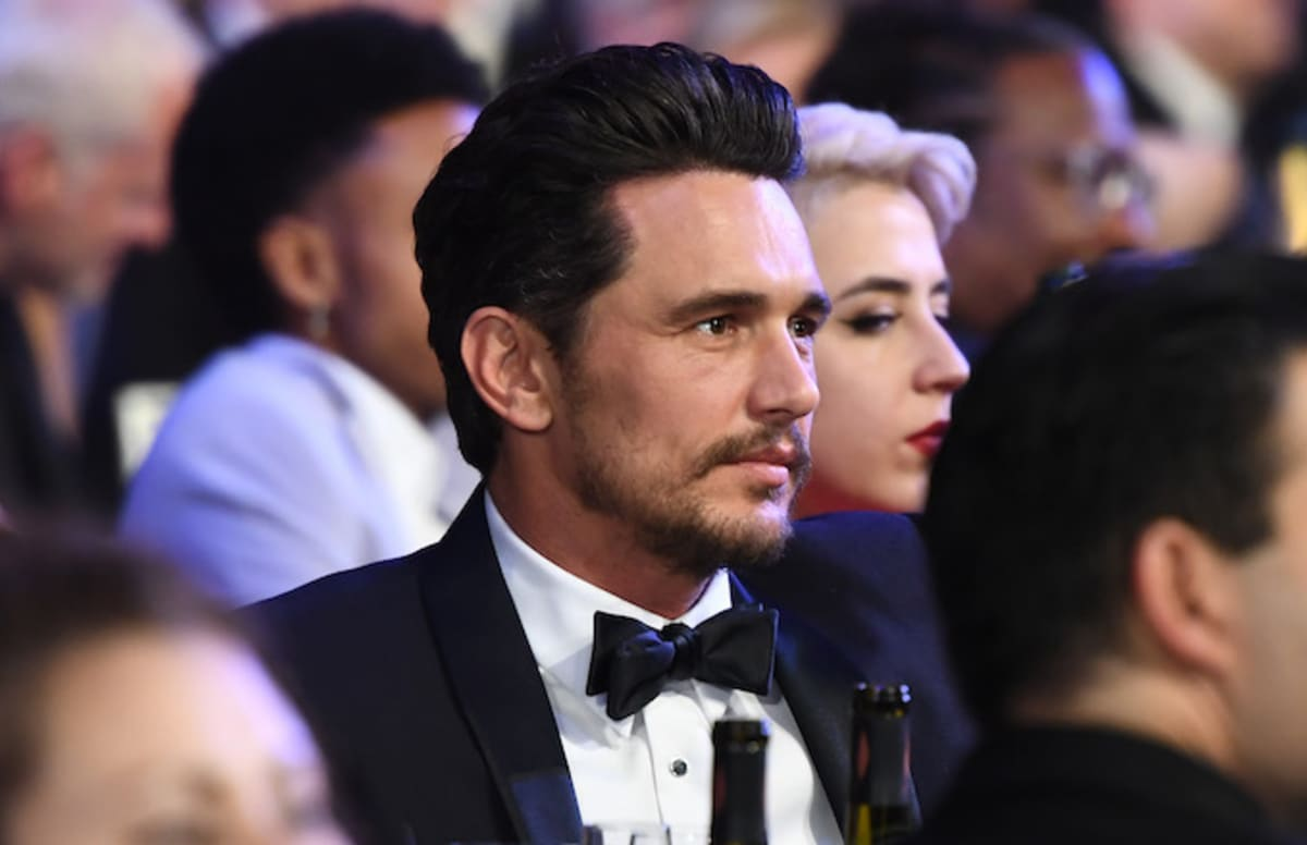 """James Franco Being Erased From Vanity Fair Cover Was Reportedly """"Kick to the Gut"""" for the Actor"""