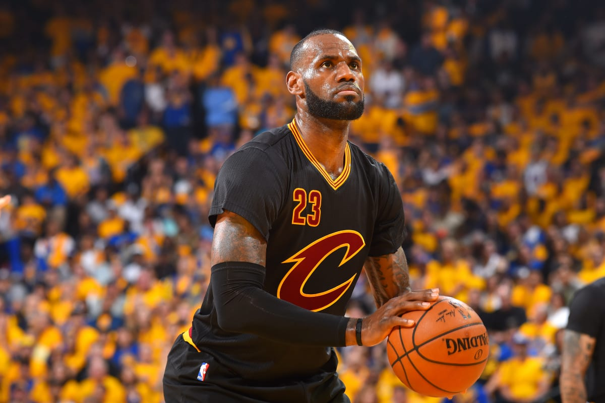 LeBron James Top NBA Finals Performances