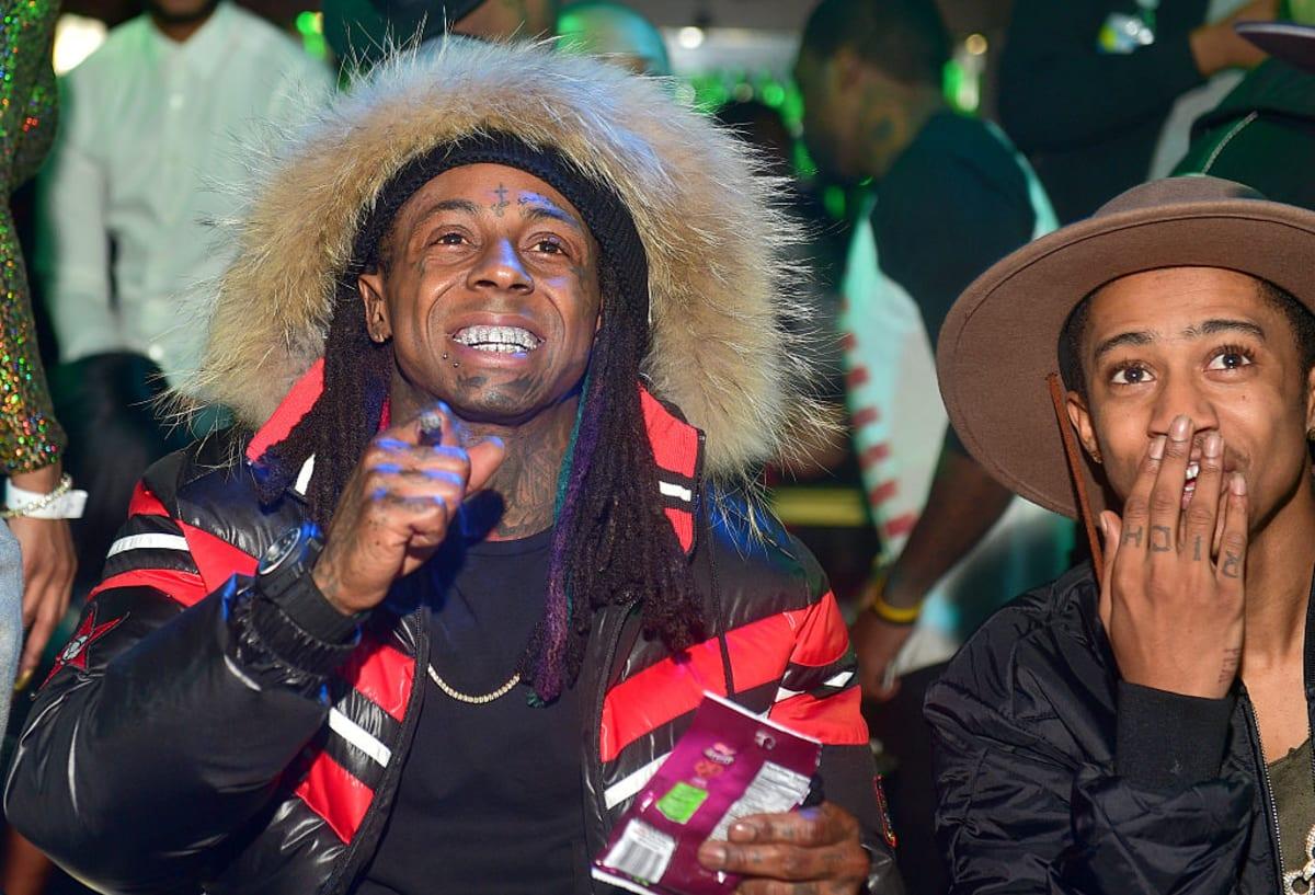 "Lil Wayne And Trippie Redd Link Up On Lil Twist's ""Fires"
