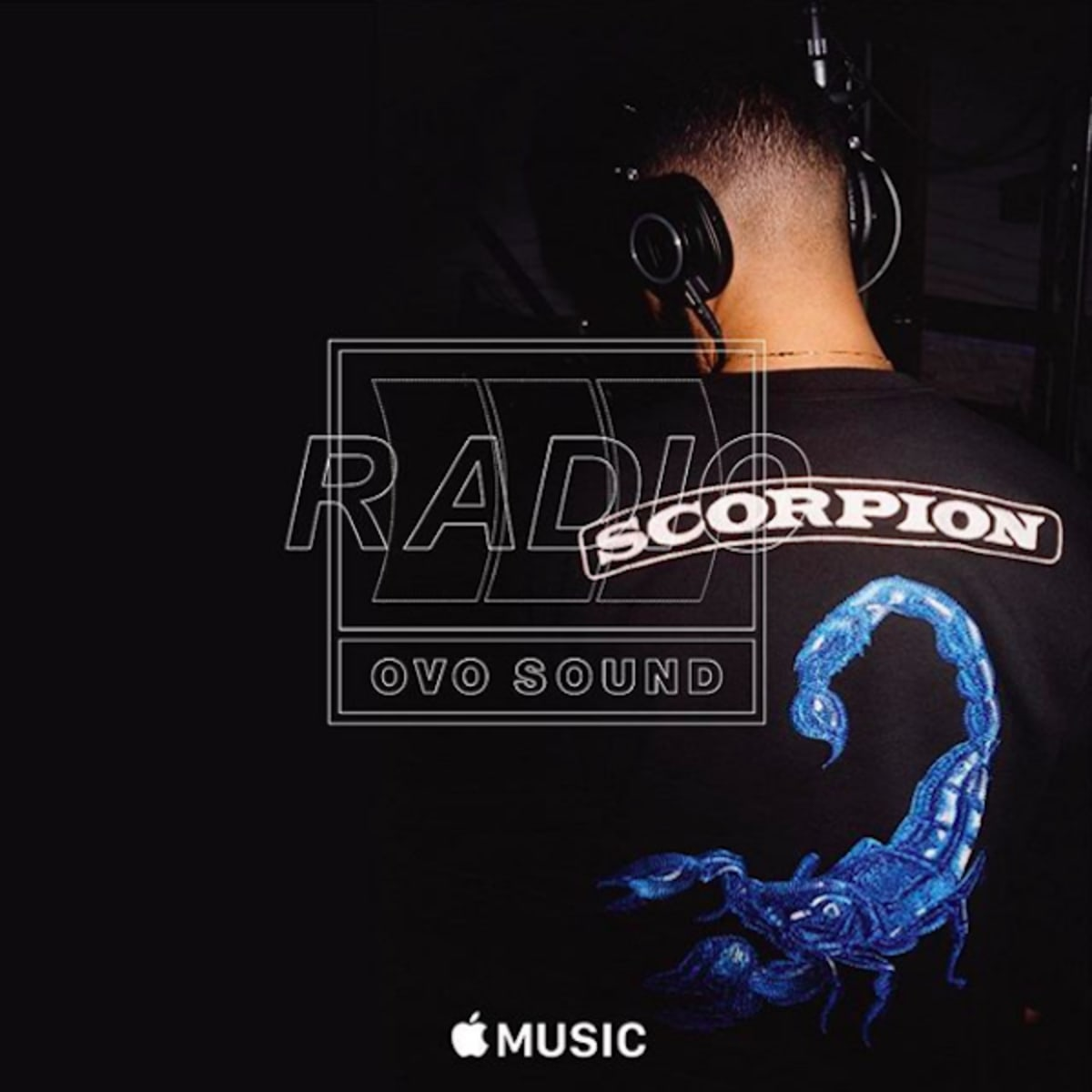 Scorpion Drake: Drake And Oliver El-Khatib Take Over OVO Sound Radio With