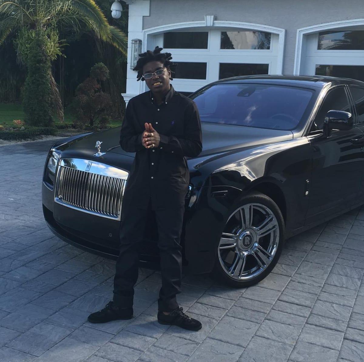 Kodak Black Challenges Lil Wayne To Fight: 'I'm Finna