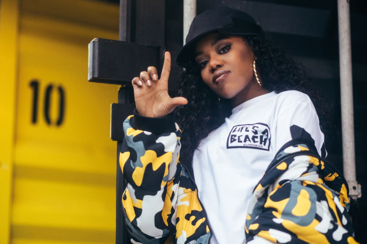 All Hail Lady Leshurr, The New British Queen Of Rap