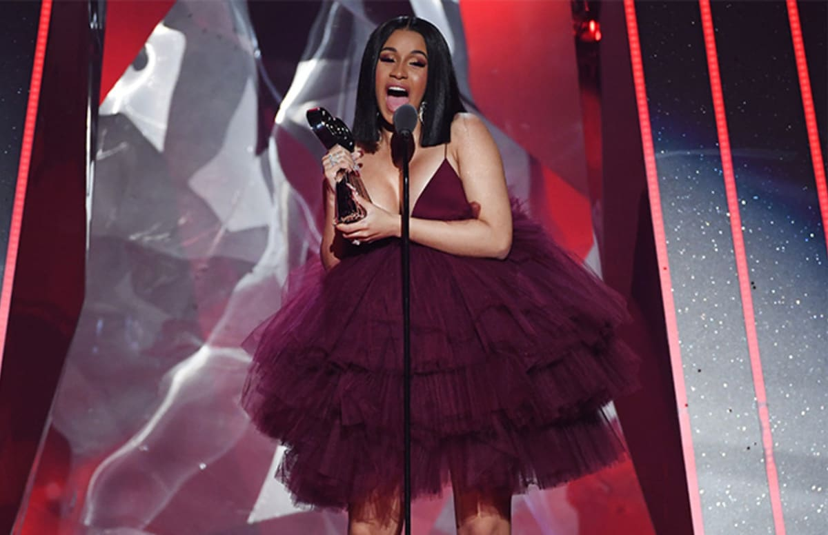 Cardi B Mixtape: Man Suing Cardi B Over Mixtape Cover Is Reportedly Trying