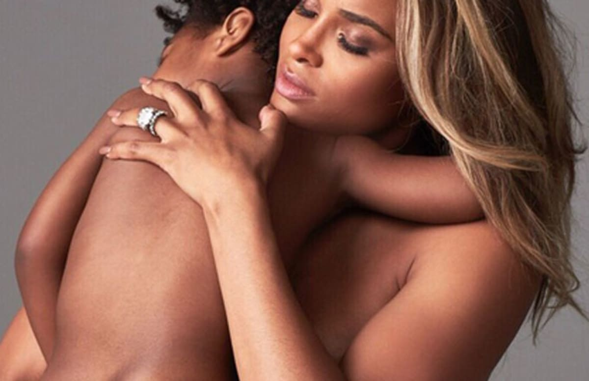 Ciara, Baby Future And Kind Of Russell Wilson Went Naked -4473