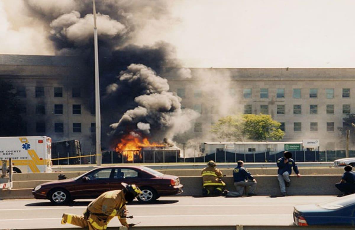 FBI Releases Horrifying New Photos of Pentagon After 9/11 ...