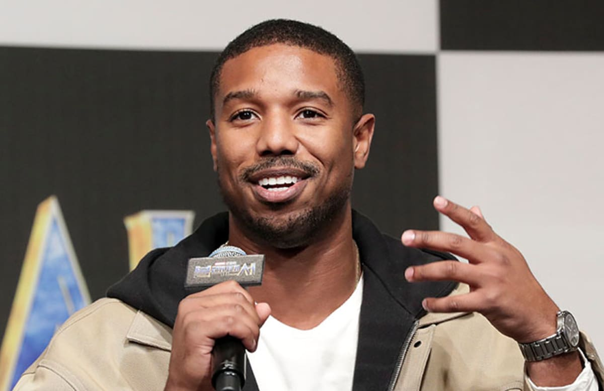 Michael b jordan recalls his heartbreaking death scene on for Michael b jewelry death