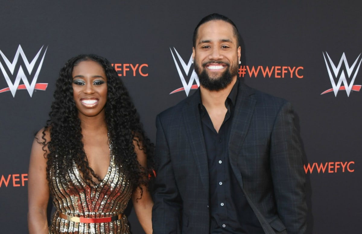Jimmy Uso of The Usos Arrested for Disorderly Conduct