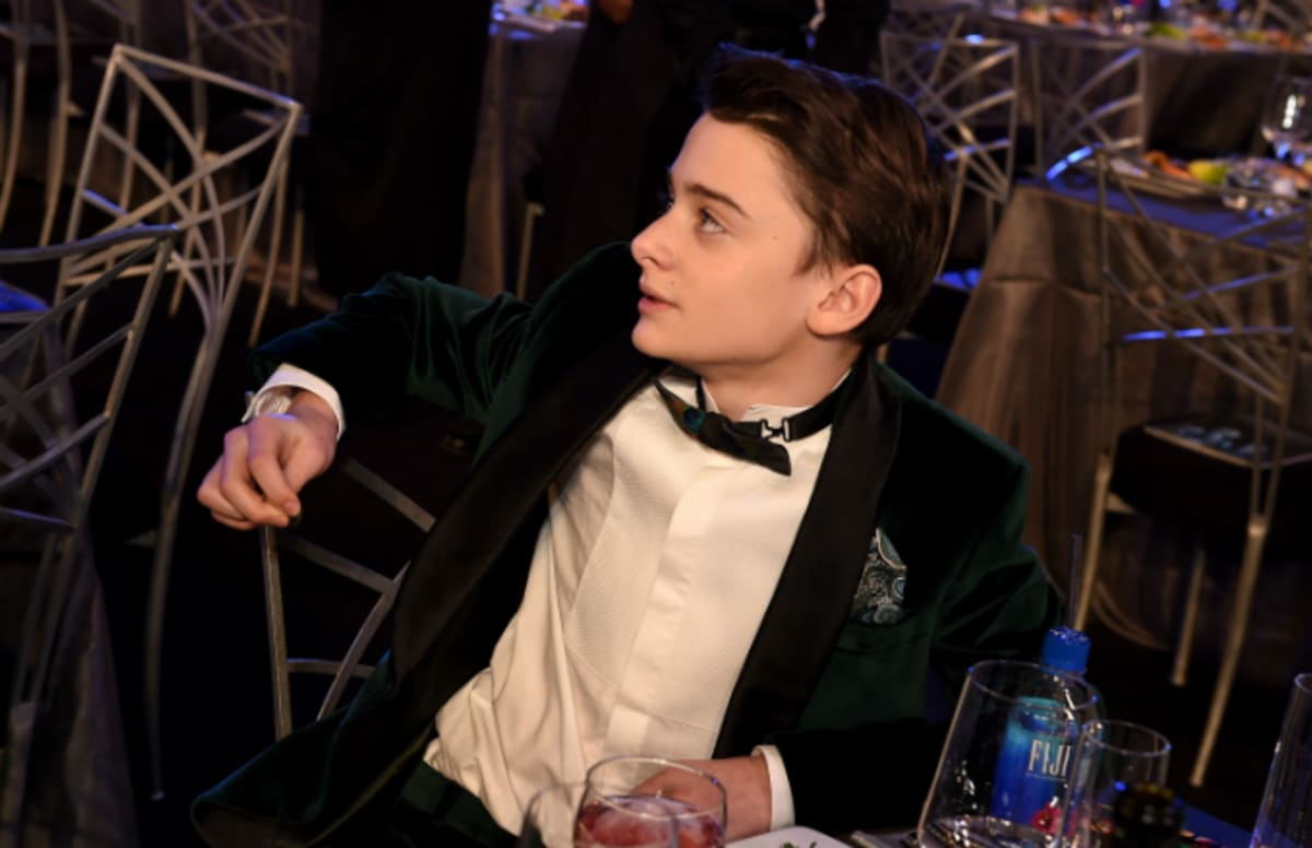 'Stranger Things' Star Noah Schnapp Is Borrowing His ...