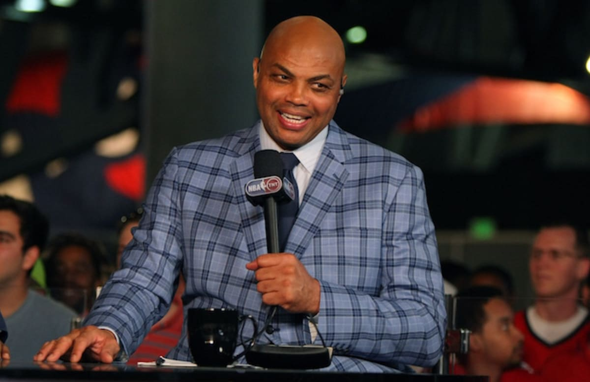 Charles Barkley Explains Why He Doesn't Rank LeBron James Higher Than Kobe Bryant or Tim Duncan