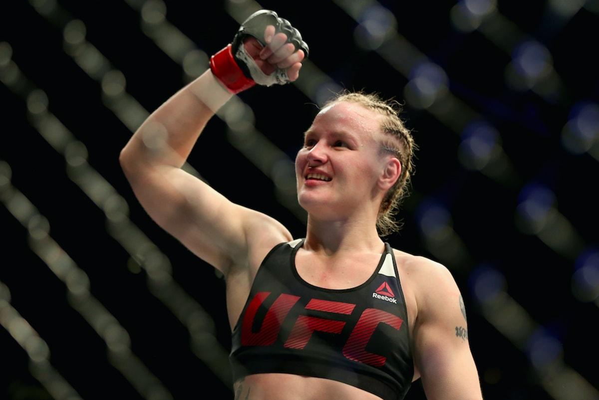 Bantamweight Amanda Nunes - The Best Female Ufc Fighters -7683