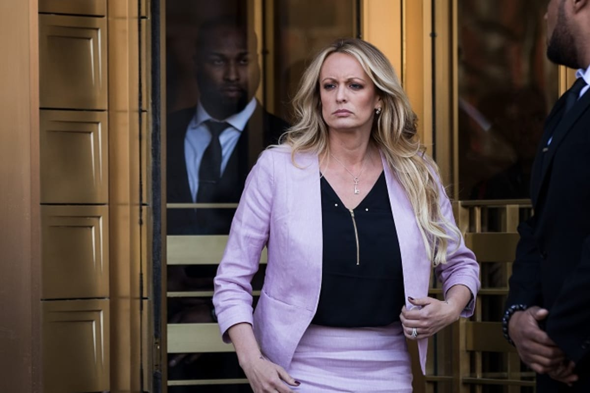 Stormy Daniels Ordered to Pay Trump's Legal Fees In Defamation Lawsuit