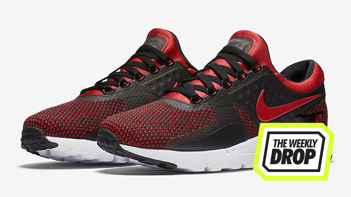 The Weekly Drop  Your Guide to the Nike Air Max Zero  Bred   908b74f67