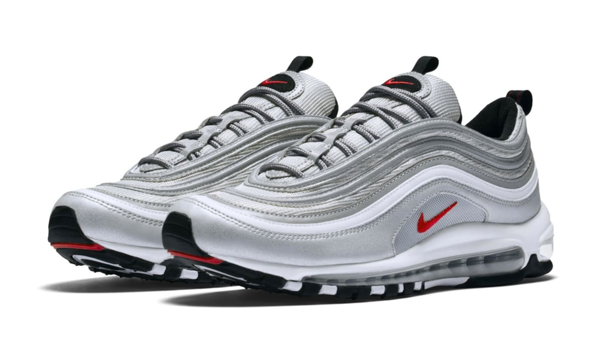 best sneakers 2f77a 1da76 How the Air Max 97 Became One of Nike s Best Sneakers of 2017