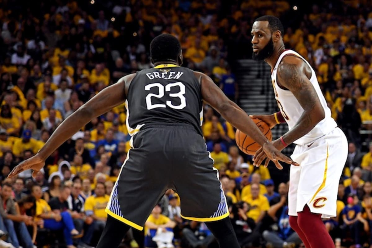e0f763ae9fb Draymond Says LeBron Should Own That He s the Best Player Alive ...