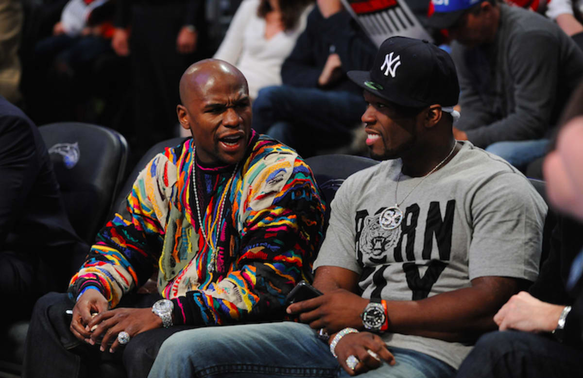 Floyd Mayweather Blasts 50 Cent In Lengthy Instagram Post