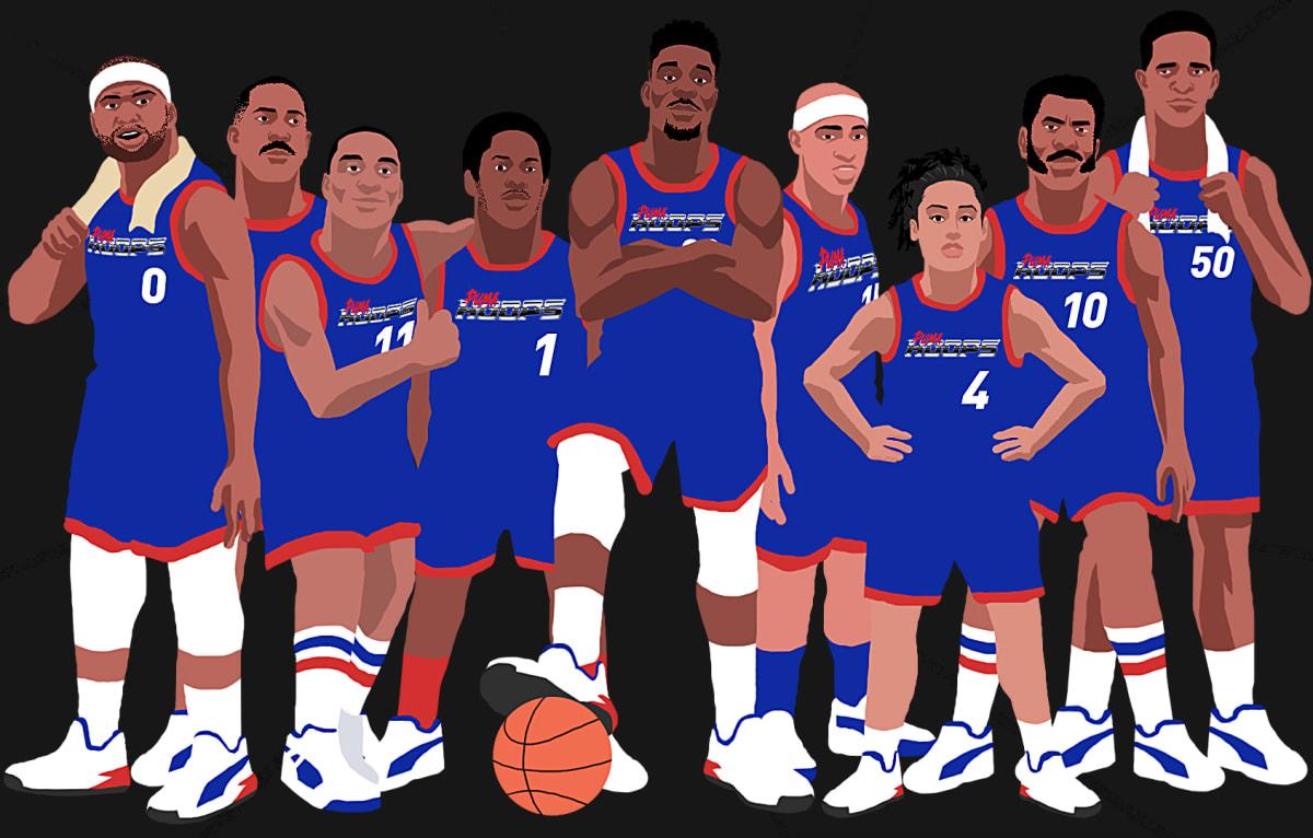 adff976d7263 PUMA s Ultimate Basketball Roster  Walt Frazier to DeMarcus Cousins ...