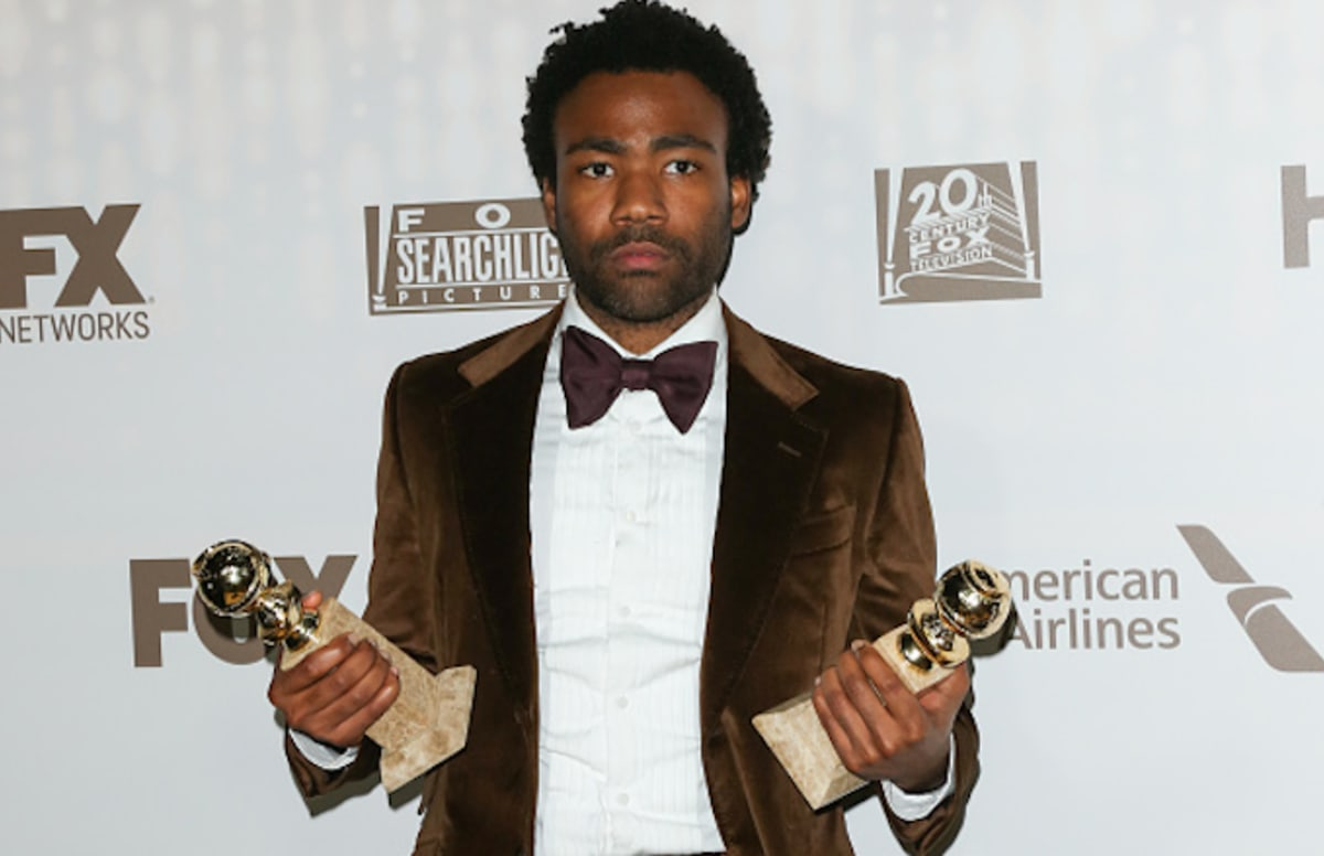 The New 'Lion King' Will Star Donald Glover and James Earl ...