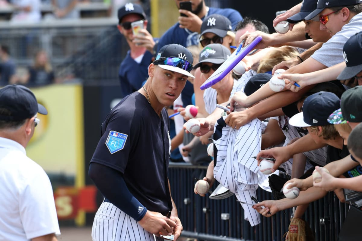 Aaron Judge Is the Rare New Yorker Who Liked Living in Times Square ... 3706befd37b