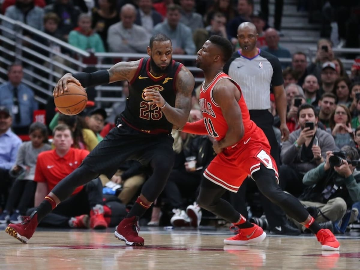LeBron James GAINED 7lbs during NBA game