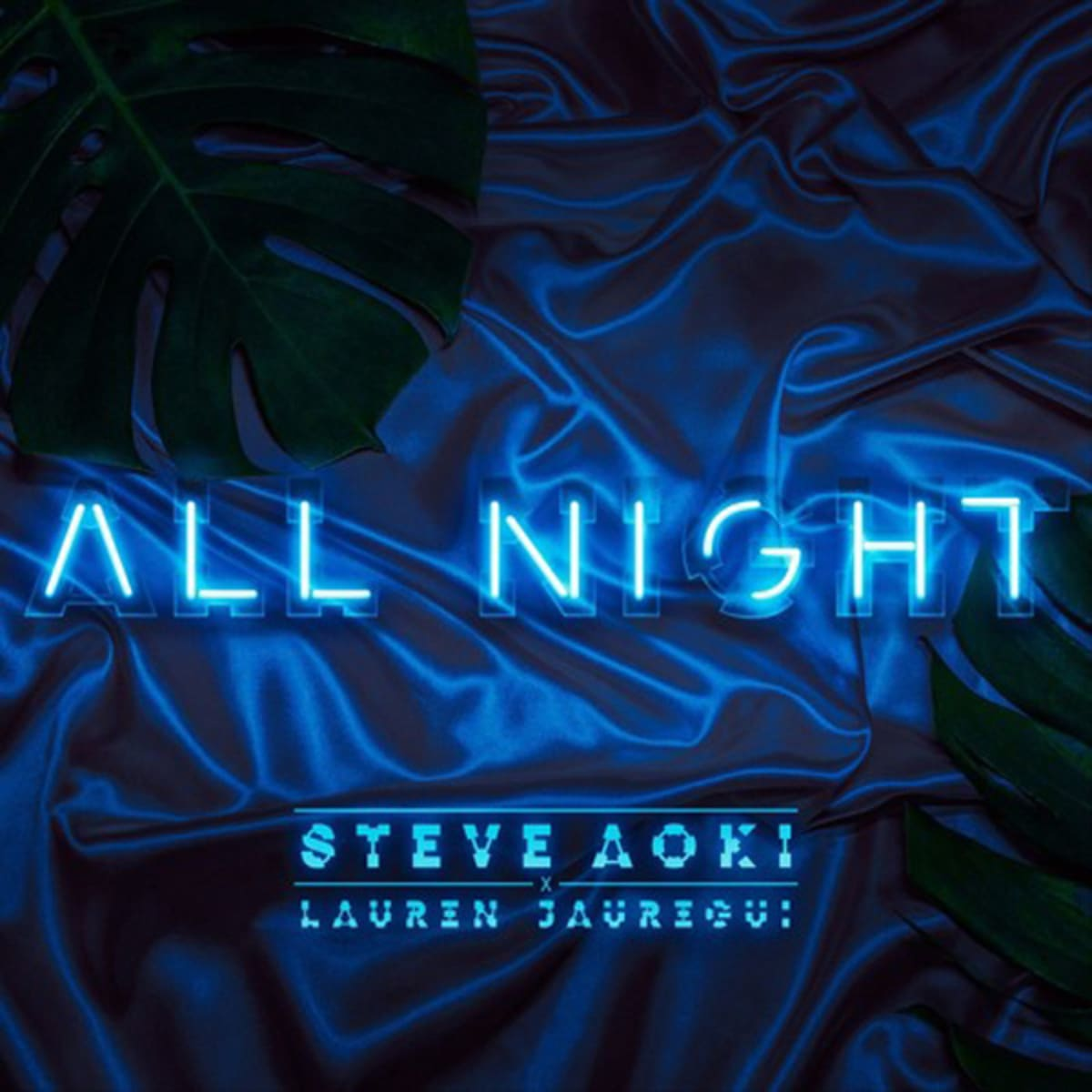 Steve Aoki And Lauren Jauregui Bring The Magic With New