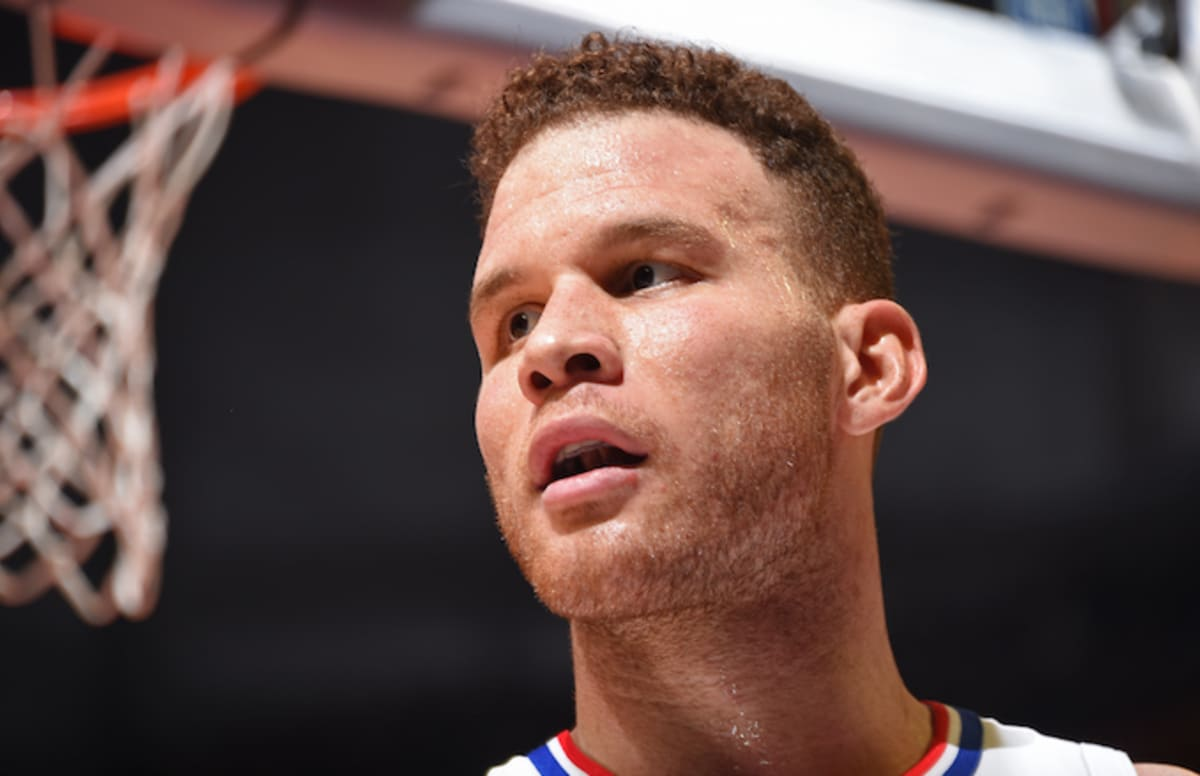 Los Angeles Clippers Reportedly Trading Blake Griffin To The Detroit