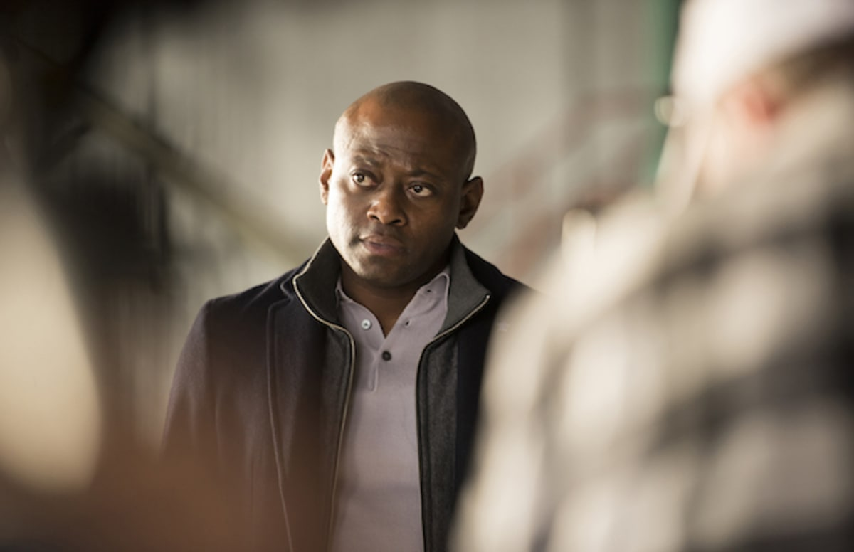 Omar Epps Is Being Sued for Breaking an Actress' Arm on the Set of 'Shooter'