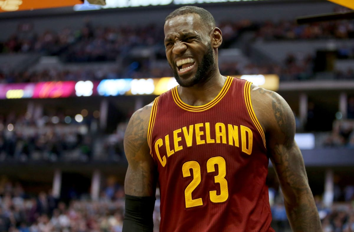 LeBron James Calls Out His Team s Toughness Following Loss to