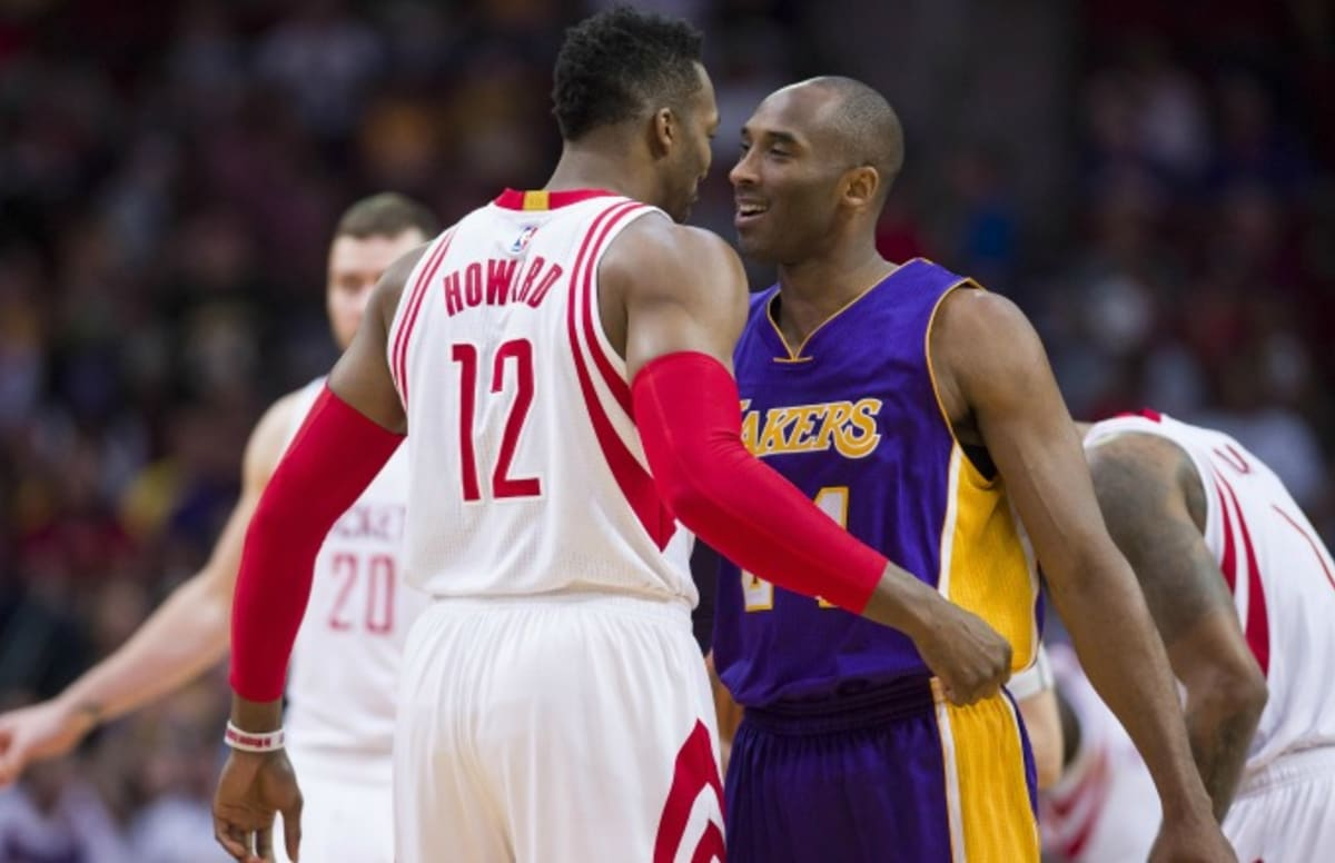 Dwight Howard Says He Doesn t Have Any Beef With Kobe Bryant or